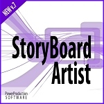 StoryBoard Artist 7 - The Professional Choice for Previz