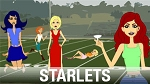 Starlets Character Art Library