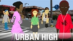 Urban High Character Art Library