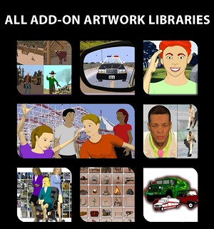 All Add-On Artwork Libraries Academic