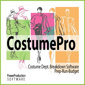 Upgrade CostumePro - Costume Breakdown & Budgeting Software