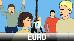 Euro Character Art Library