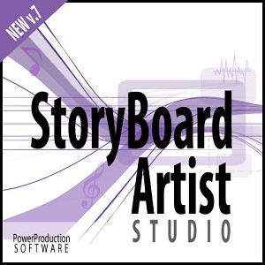 StoryBoard Artist 7 Studio Academic