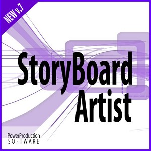 StoryBoard Artist 7 Christmas Gift Box Express