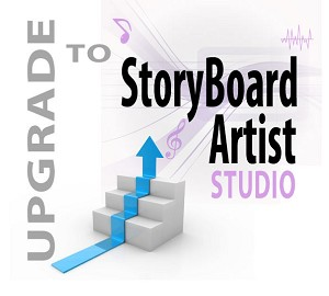 Upgrade Artist 7 to Artist 7 Studio